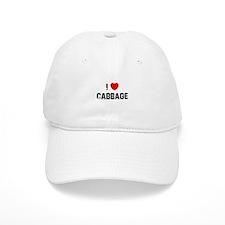 I * Cabbage Baseball Cap