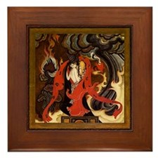 Nielsen Arabian Nights Framed Tile