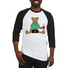 Teddy Bear Medical Baseball Jersey