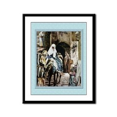 No Room-Tissot-9x12 Framed Print