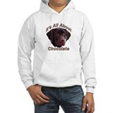 It's All About Chocolate (LAB) Jumper Hoody