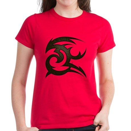 Tribal Gust Women's Dark T-Shirt