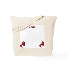 Two Kidney Transplants Tote Bag