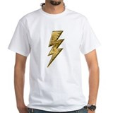 Gold Lightning Bolt Shirt