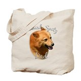 Spitz Dad2 Tote Bag