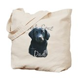 Flat-Coat Dad2 Tote Bag