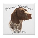 GSP Mom2 Tile Coaster