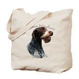 Wirehaired Mom2 Tote Bag