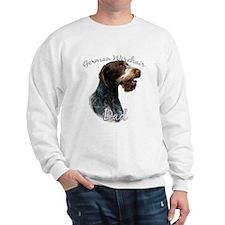 Wirehaired Dad2 Sweatshirt