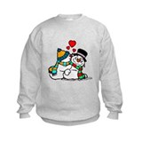 Mr. & Mrs. Snowman Sweatshirt