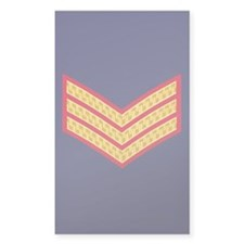British Sergeant<BR> Sticker 2