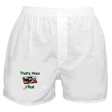 That's How I Roll (Sushi) Boxer Shorts