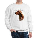 Irish Setter Dad2 Sweatshirt