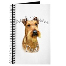 Irish Terrier Dad2 Journal