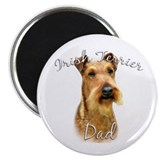 Irish Terrier Dad2 Magnet