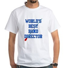 World's Best Band Director Shirt
