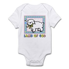 Lamb of God Infant Bodysuit