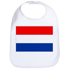 Dutch (Netherlands) Flag Bib