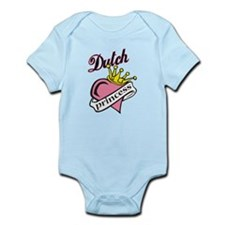 Dutch Princess Infant Bodysuit