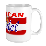 American Infidel Large Mug
