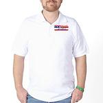American Infidel T-shirts, Ap Golf Shirt