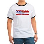 American Infidel T-shirts, Ap Ringer T