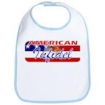 American Infidel Bib