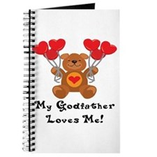My Godfather Loves Me! Journal