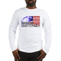 American Infidel Long Sleeve T-Shirt