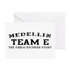 Team E - Medellin Greeting Cards (Pk of 10)