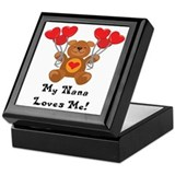 My Nana Loves Me! Keepsake Box