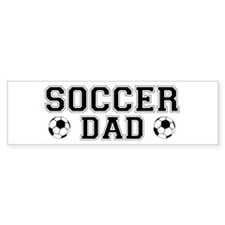 Soccer Dad Bumper Bumper Sticker