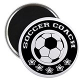 Soccer Coach Magnet