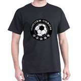 Star Soccer Coach T-Shirt