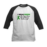 I Wear Green 2 (Saved My Brother's Life) Tee