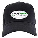 I Wear Green 2 (Saved My Husband's Life) Baseball Hat
