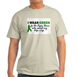 I Wear Green 2 (Saved My Wife's Life) T-Shirt