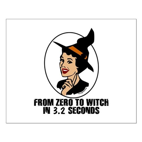 Zero to Witch Small Poster