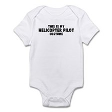Helicopter Pilot costume Infant Bodysuit
