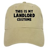 Landlord costume Cap