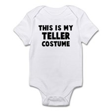 Teller costume Infant Bodysuit