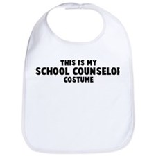 School Counselor costume Bib