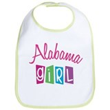 ALABAMA GIRL! Bib