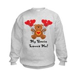 Valentine\'s day for kids Crew Neck