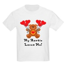 My Auntie Loves Me! T-Shirt