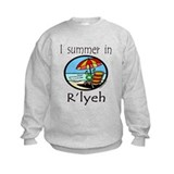 I summer in R'lyeh, cthulhu Sweatshirt