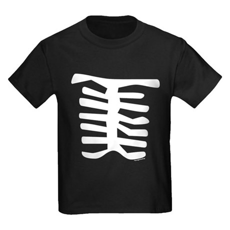Skeleton Kids Dark T-Shirt