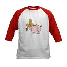 Hillbilly Country Pig Tee