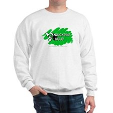 'Duckpins Rule'  Sweatshirt