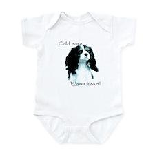CKCS Warm Heart Infant Bodysuit